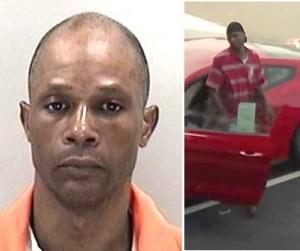 Eric Martin Jesus Christ Car Thief