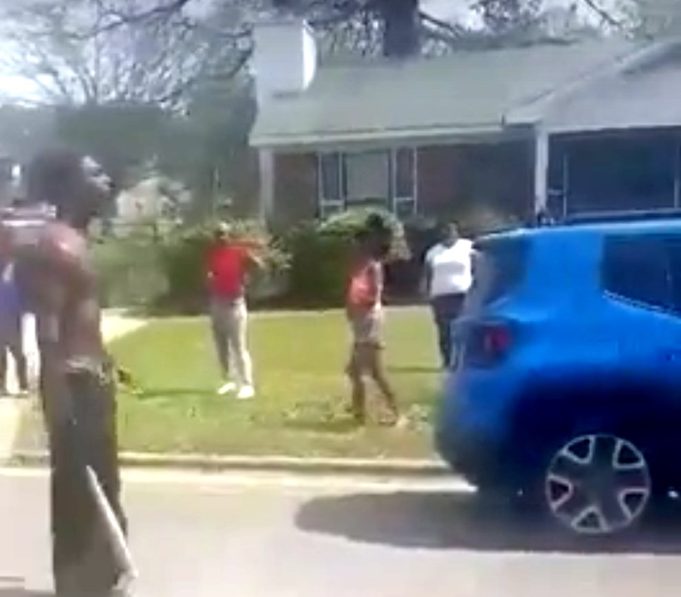 Video: Raw Footage Of Deadly Street Fight In Hephzibah