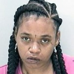 Shakeela McNair, 30, of Augusta, Simple battery against a police officer