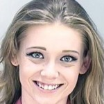 Amber Kelly, 24, of Grovetown, Meth possession with intent to distribute