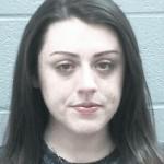 Anna Cason, 23, DUI, failure to maintain lane