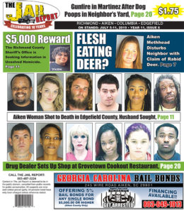 Augusta Felon Tied to 2 Unsolved Rapes by DNA  Here are the